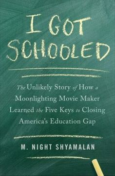 """""""The ed reform graveyard from the past few decades is filled with quick fixes and gimmicks. Shyamalan's journey of discovery affirms there are no shortcuts if our country is going to ensure all children have access to a great education, and his five keys for any school's success focus on the essential ingredients.""""- Mike Feinberg"""