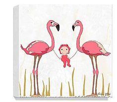 Flamingo fun!