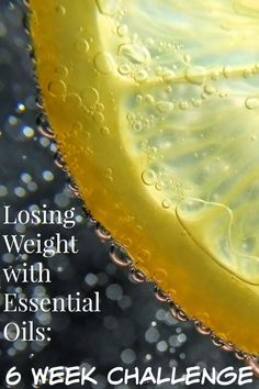 Best DIY Projects: Losing weight with essential oils: the best oils to use, and how I make DIY weight loss capsules.