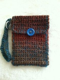 Smartphone Iphone cell phone wristlet holder by NativePrideCreations, $5.00