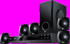 LG 330W Home Theatre System