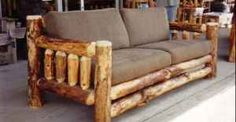 Rustic log furniture is timeless as it is beautiful. Many ski lodges, cabins, and resorts have them, ...
