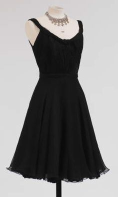 Little Black Dress - Flirty