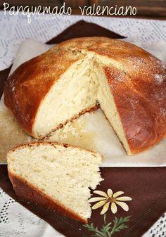 Panquemado {dulce tradicional valenciano}