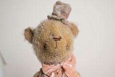 Traditional Teddy Bear Aleksey   Stuffed With Love by annapavlovna, $269.00
