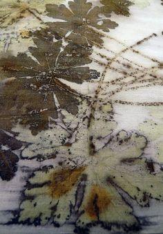 M.Y. garden   Youliana Manoleva - cotone, stampa botanica. cotton, botanical print.