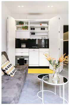 18 móveis multifuncionais perfeitos para casa pequenas