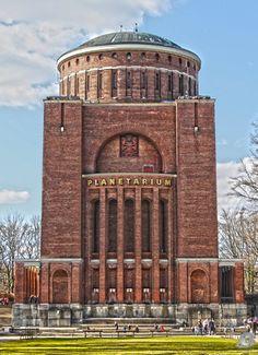 Planetarium Hamburg by IndianRain.deviantart.com on @deviantART