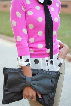 Dots and Bow's