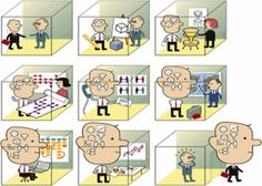 Business life without knowledge management.