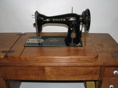 Amish Furniture-Singer Reproduction Treadle Sewing Cabinet  - $788 from Cottage Craft Works.