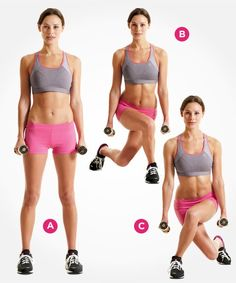 Looking for online definition of workout in the Medical Dictionary? What is workout? Meaning of workout medical term. What does workout mean? Fitness Workouts, Exercise Fitness, Fitness Tips, Physical Fitness, Fitness Quotes, Exercise Motivation, Lunges Workout, Squats, Tummy Workout