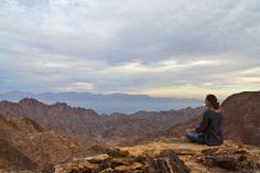 Yoga og Meditationsferie Sinai   5. - 12. April 2014   Munonne - Alternative og spirituelle rejser - Munonne
