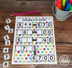 """When I think of all of the teaching """"tools"""" that I have used over the years, one always stands out as my favorite, especially in the area of math — Math Tiles! I really can't say enough about how effective these are in the classroom. Not only have they completely changed the way my students"""