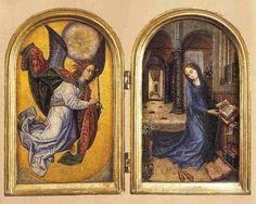 """Klappaltar, """"Meister von 1499"""", Brügge"""