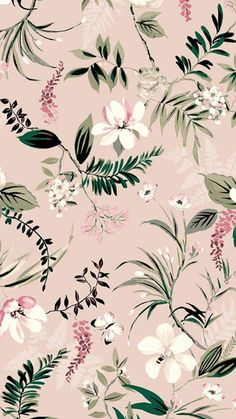New Flowers Wallpaper Iphone Pattern Floral Prints Ideas Floral Wallpaper Iphone, Flower Wallpaper, Pattern Wallpaper, Print Wallpaper, Flower Backgrounds, Wallpaper Backgrounds, Trendy Wallpaper, Phone Backgrounds, Wallpaper Quotes