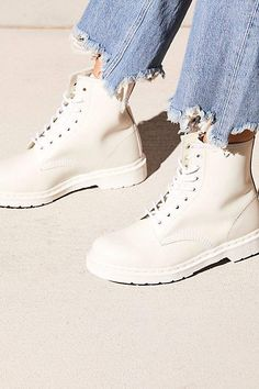 b8728098ca1d3 Dr. Martens 1460 Mono Lace Up Boot Shoe Collection