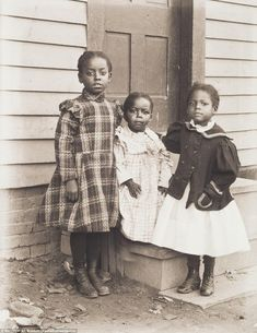 Lillian, Luvenia, and Cora Ward  (pictured in 1902) were the daughters of William H. and Arries Ann Ward, who migrated from eastern North Carolina, where they had been born as slaves. After defending his wife from an attempted rape by a white man, William fled north to Pomfret, Connecticut, where Arries Ann joined him in 1889. They subsequently moved to Worcester and parented eleven children