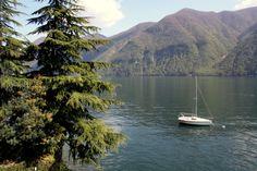 Gandria, nature sauvage #Suisse #tourisme #Lugano
