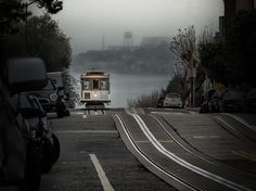 SF Cable Car No. 5 by T. Malachi Dunworth  on 500px
