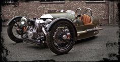 morgan, three wheels
