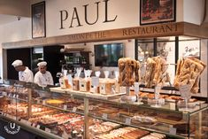 Paul Bakery and Patisserie ( Galeries Lafayette @ Pacific Place Mall)