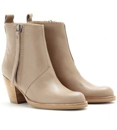 Pistol Short Boots - Lyst
