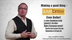 JuveBrew: the healthy, nutritious coffee.