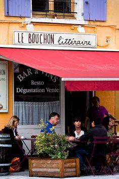 Le Bouchon Littéraire | Privas, Ardèche, France