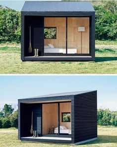 Unique and simple home design. There are many examples of modern home designs choose your choice here. Unique and simple home design. There are many examples of modern home designs choose your choice here. Simple House Design, Minimalist House Design, Tiny House Design, Minimalist Home, Modern House Design, Backyard Office, Backyard Studio, Garden Office, Modern Tiny House