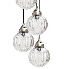 A unique mix of original Vintage Furniture, Industrial Furniture, modern Home Accessories and Scandinavian Homewares online and in Chichester & London stores. Glass Ball, Cut Glass, Ball Lights, Pendant Design, Vintage Lighting, Glass Pendants, Vintage Accessories, Vintage Furniture, Ceiling Lights