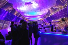 MQ Winter Kiosk (c) Mautner stadtbekannt. Kiosk, Winter, Lifestyle, Concert, City, Recital, Concerts