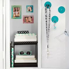 Organize your locker make it unique with Pottery Barn Teen's locker decorations. Find locker shelves and locker accessories to give your locker a boost of personality and style. Locker Magnets, Diy Locker, Locker Storage, Locker Kit, Locker Supplies, Cute School Supplies, Locker Accessories, School Accessories, Cute Locker Ideas