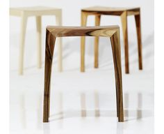 OTTO stool & seat - in 3 sizes, 9 types of wood...