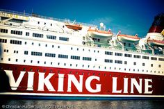 Viking Line Ferry  - This boat reminds me of a greater time