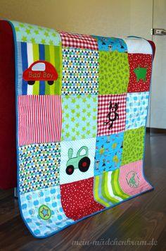 quilt by Mädchenkram