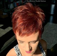 Balayage Very Short Hair   2018 Pixie Cut Thin Hair, Edgy Pixie Cuts, Short Hair Cuts, Short Pixie Haircuts, Girl Haircuts, Pixie Hairstyles, Thick Hair Styles Medium, Short Hair Styles, Pixie Styles
