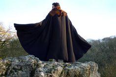 En stock - Cape Viking / Médiévale pour homme