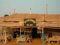 A self-made Starbucks in Goa #India