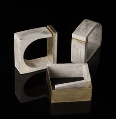 Form Matters Liani Douglas - wearable concrete jewelry
