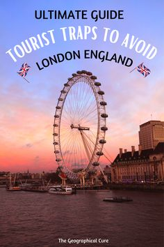 Planning a trip to London and want to avoid crowded tourist traps? If so, this London travel guide gives you the low down on 15 tacky tourist traps in London to avoid at all costs. There are so many amazing things to see and do in London, that you don't want to put generic or skippable sites on your London itinerary. What To Do In London | What To Skip in London | London Attractions | London Itineraries | London Destinations | Tips for Visting London | London Travel | Museums in London…