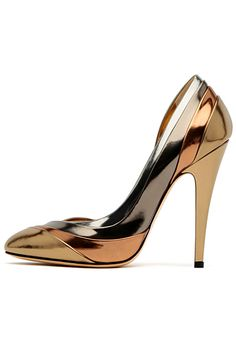(one of my top 3 fave shoe designers !!) #Casadei - 2012 Fall-Winter