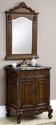 Single Sink Vanity Cabinet
