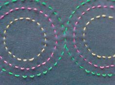 kleur stitching