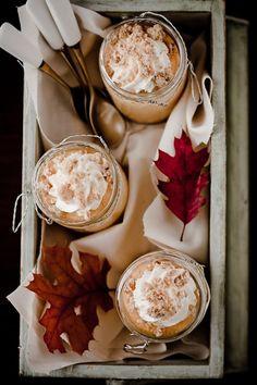 20 Ways to Use Leftover Pumpkin (Pic: Pumpkin Semifreddo)