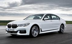 Luxury Car of the Year: BMW 7-Series