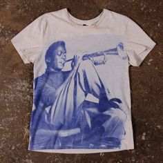 Print on fabric with Inkodye, a a photographic fabric dye that develops its color in sunlight. Compared with screen printing, the process is a breeze.