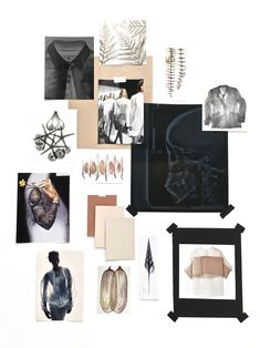 SCANNED! - A Lifestyle Trend #trends #moodboard