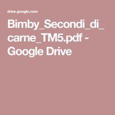 Bimby_Secondi_di_carne_TM5.pdf - Google Drive