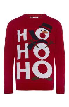 Musical Ho Ho Ho Christmas Jumper